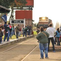 Tren Turístico Tandil - Gardey - Vela