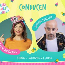 """Llega el Festival Nacional de Comedia Stand Up """"Sierra Comedy"""""""