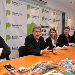 Se presentó en Buenos Aires la nueva temporada de invierno Tandilense