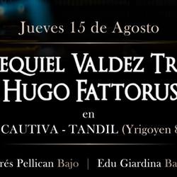 Fattoruso - Valdéz en Tandil