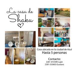 La casa de Shaku