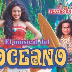 """""""El Musical del Océano"""" se presenta en el Español"""