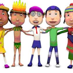 Festival de cine en cortos para niños este domingo en el Complejo Cultural San Martín
