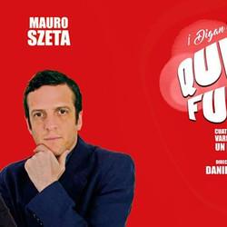 """Llega al Teatro """"Digan la verdad… ¿Quién fue?"""", con Mauro Szeta y Paulo Kablan"""