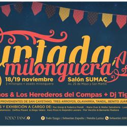 La ciudad será sede de un encuentro intercomunal de tango