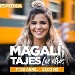"""Magalí Tajes vuelve con """"Los Otros"""" al teatro"""