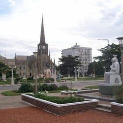 Plaza Pedro Burgos