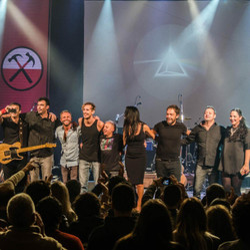 Prisma, el tributo a Pink Floyd se presentará nuevamente en Olavarría