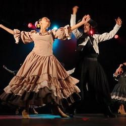 Taller Municipal de Danzas Folklóricas y Ballet Municipal