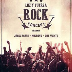 Nueva edición del Luz Y Fuerza Rock