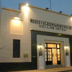 Museo Municipal de Bellas Artes Tandil (Mumbat)