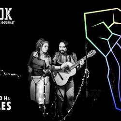 El dúo de folklore electrónico Desierto y Agua tocará esta noche en Bangkok