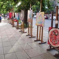 Festival Cervantino 2010: Muestra Anual de Diseño y Arte Plástico en Bellas Artes