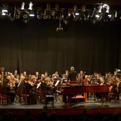 "Concierto Orquesta Sinfónica Municipal ""Mtro. Mario Alberto Patané"""