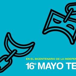 Nutridísima agenda cultural en el marco del 16º Mayo Teatral