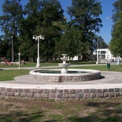 Plaza Florentino Ameghino