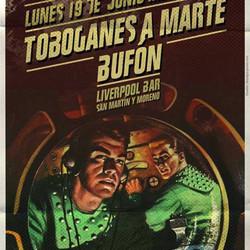 """La banda local """"Bufón"""" tocará en Liverpool"""