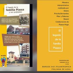 El legado de La Familia Piazza y sus Quijotadas