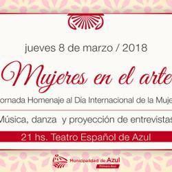 Celebración del Día de la Mujer en el Teatro Español