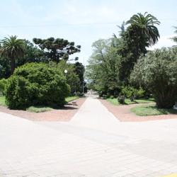 Plaza Adolfo Alsina