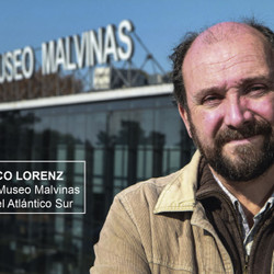 El Director del Museo Malvinas disertará en Facultad de Derecho de Azul