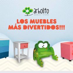 Arbolito - Muebles y Diseño