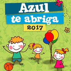 Arte, danza, música y acrobacia en el #AzulTeAbriga