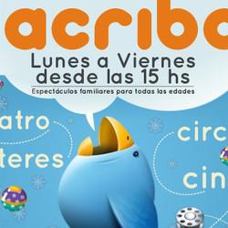 """Vacaciones de invierno en Azul: Espectáculos en """"La Criba"""""""