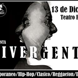 """""""Divergente"""" se presenta en el Español"""