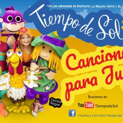 "Llega al Teatro la obra infantil ""Tiempo de sol: canciones para jugar"""