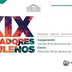 La Muestra Creadores Azuleños se puede visitar en el Museo López Claro