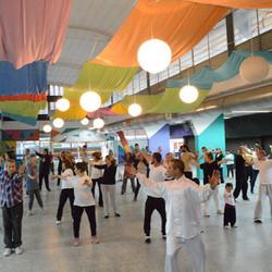 Con actividades saludables se conmemorará el Día Mundial del Tai Chi y la Medicina Tradicional China